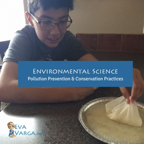 Pollution Prevention & Conservation Practices @EvaVarga.net