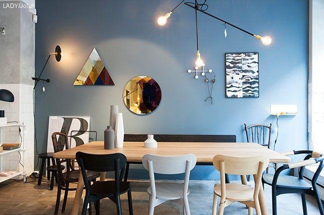 Jotun+Frama=St. Pauls Blue  #kollektedby