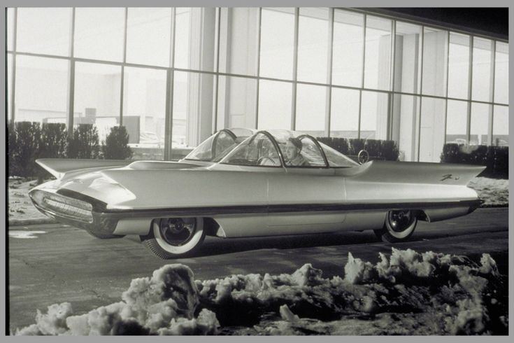 The Lincoln Futura was a concept car designed by the Lincoln division of the Ford Motor Company in 1955. It was displayed on the auto show circuit in 1955. Futura's styling was extravagantly …