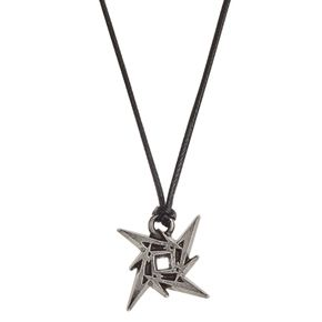 Metallica Ninja Pendant Necklace