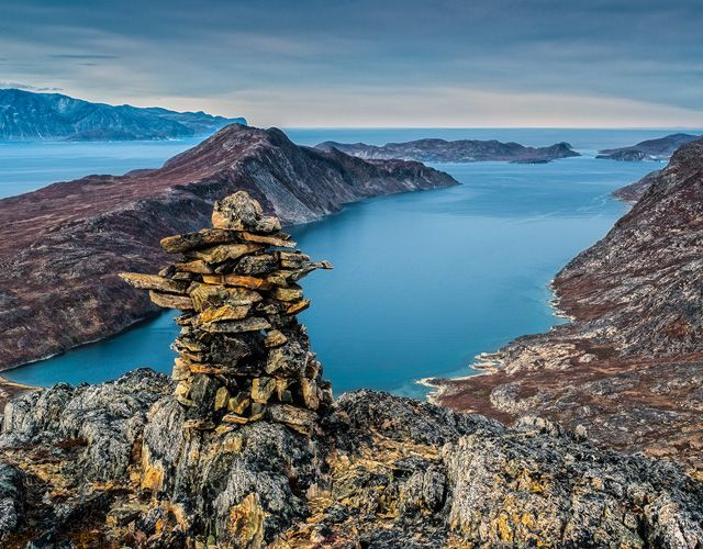 Test of Time, Torngat Mountains National Park Labrador Cananda