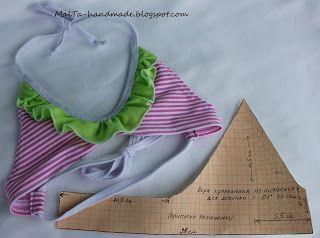 malta-handmade: Купальники для девочек