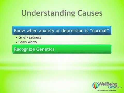 Natural Solutions to Anxiety and Depression // WellBeingGPS.com -   WATCH VIDEO HERE -> http://bestdepression.solutions/natural-solutions-to-anxiety-and-depression-wellbeinggps-com/      *** What Vitamin Deficiency Causes Depression ***   In our society, we see anxiety and depression as diseases. Obviously, they are caused by chemical imbalances in the brain. Unfortunately, what we do in medicine attempts to adjust this brain chemistry without asking the very important...