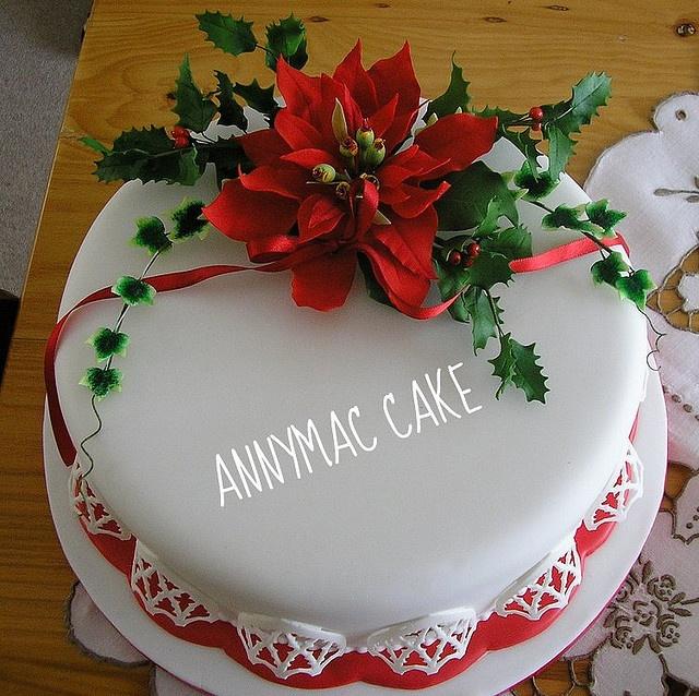 Christmas 2007 by annymac cakes, via Flickr