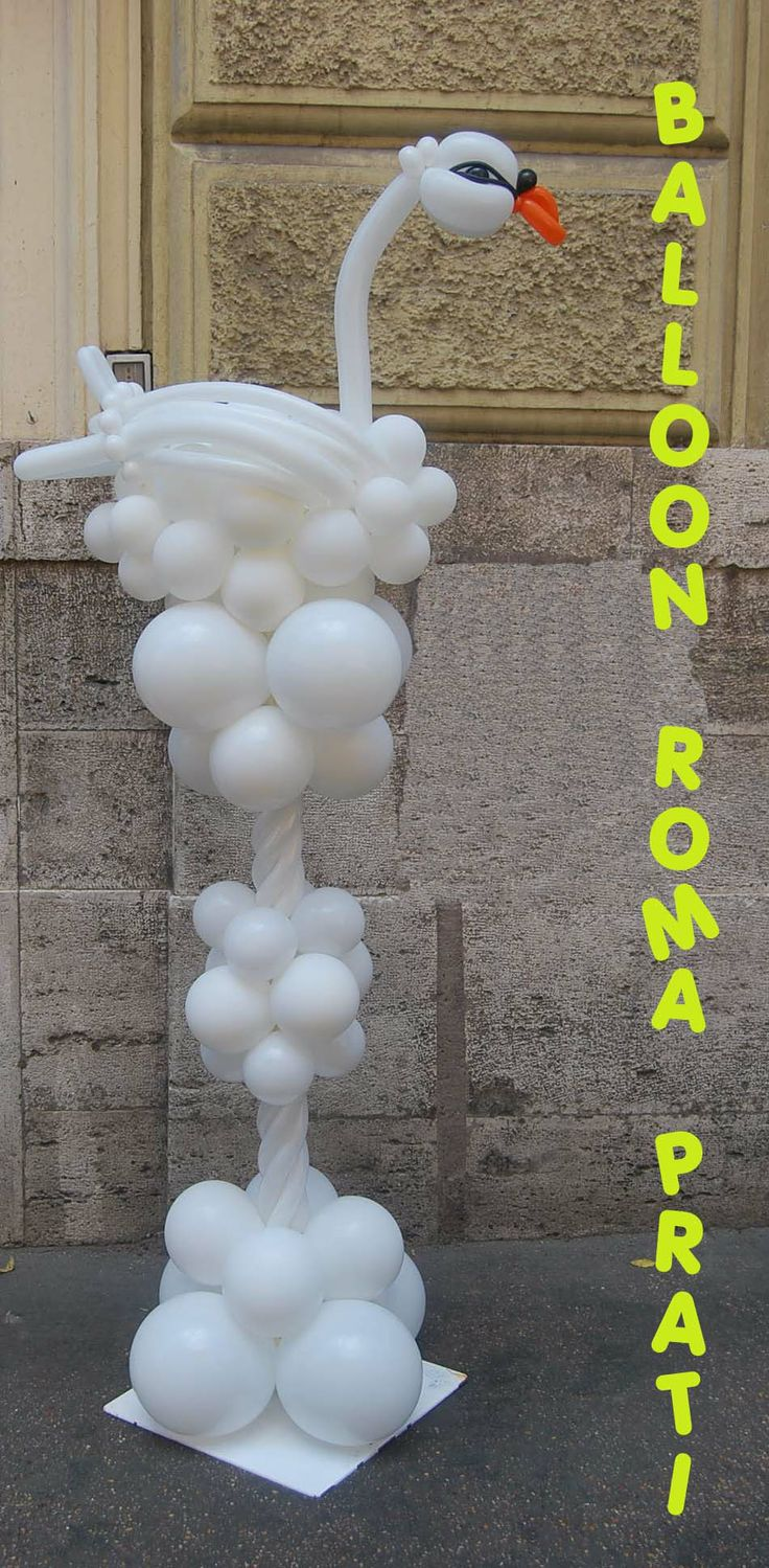 731 best balloon columns pillars decoration images on for Balloon decoration arches