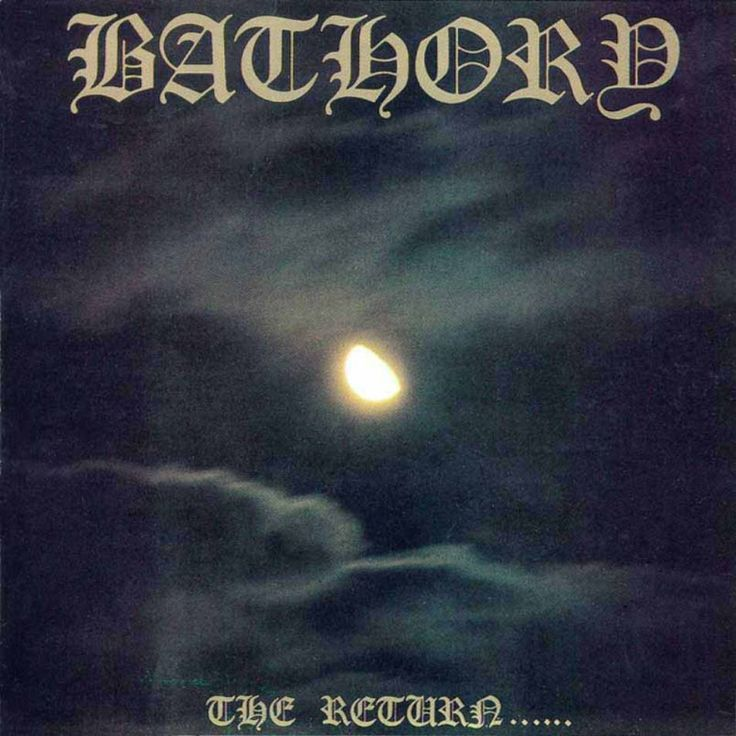 Bathory - The Return... (1985)