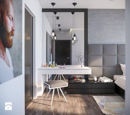 Aranżacje wnętrz - Sypialnia: Minimalistyczna sypialnia - Średnia sypialnia, styl minimalistyczny - Art & Deco Design. Przeglądaj, dodawaj i zapisuj najlepsze zdjęcia, pomysły i inspiracje designerskie. W bazie mamy już prawie milion fotografii!