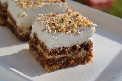 Receptek, és hasznos cikkek oldala: Cappucino krémes diós süti – add át magad az édes élménynek!