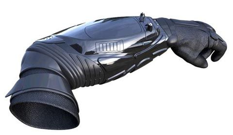 If you want to survive the zombie apocalypse, you need to be able to defend yourself. Sure, you could use a baseball bat or an axe, but it just seems so much more interesting to consider the BodyGuard instead. This is a StunGun glove that wraps to the upper half of your arm and it's able to deliver 300,000 volts of power. Since it envelopes your arm, this is a weapon that you can't drop either.