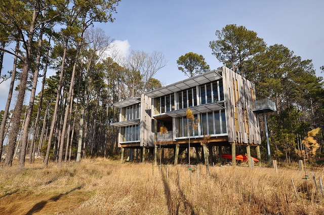 Loblolly House  Taylors Island, Maryland   Weathered
