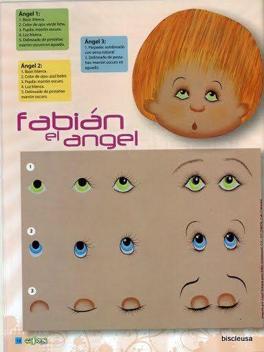 Olhos boneca