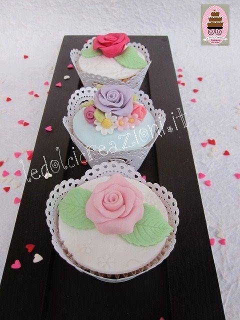 Cupcakes per matrimonio a Roma. Cupcakes segnaposto