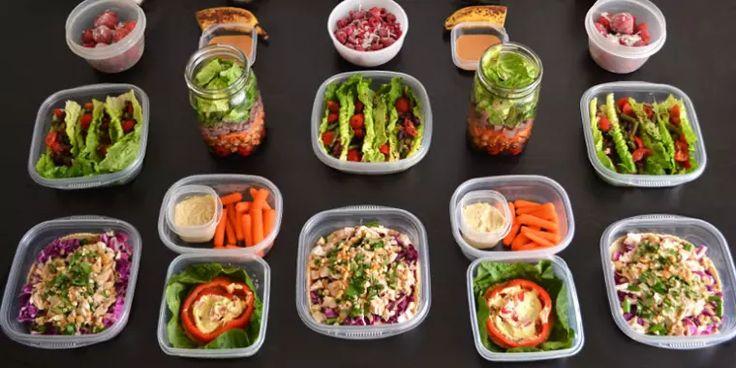 No-Cook Meal Prep for the 1,200–1,500 Calorie Level | BeachbodyBlog.com (scheduled via http://www.tailwindapp.com?utm_source=pinterest&utm_medium=twpin&utm_content=post108098749&utm_campaign=scheduler_attribution)