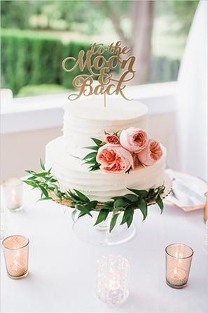 White small wedding cakes and Cupcake towers