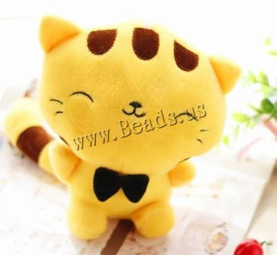Plush Cat Doll