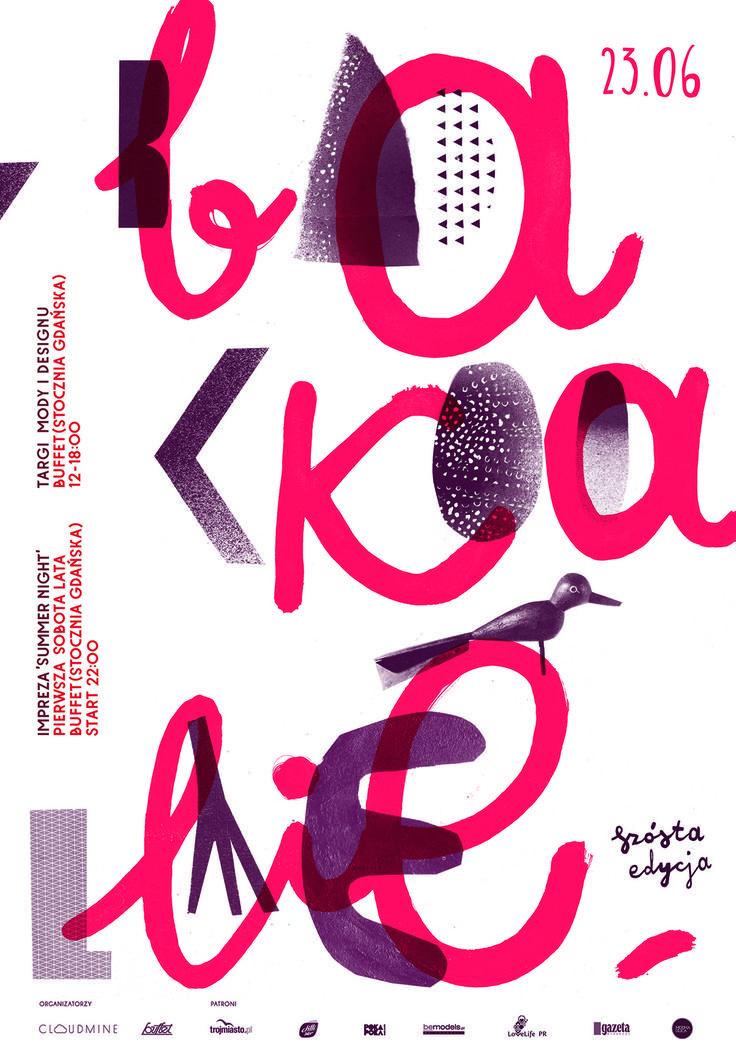 Aleksandra NiepsujPoster(also on typo/graphic posters)