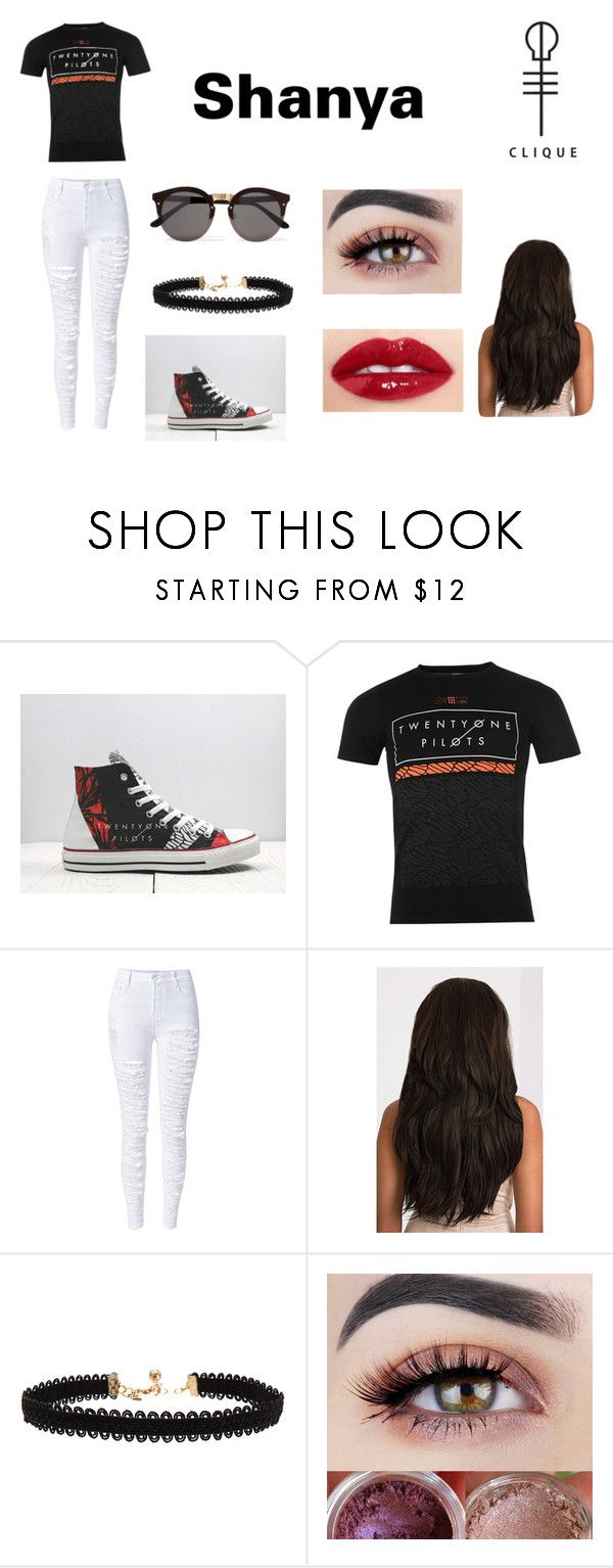 """Shanya"" by courts-horan13 on Polyvore featuring WithChic, Vanessa Mooney and Illesteva"