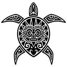Tatuaggi tribali Tiki