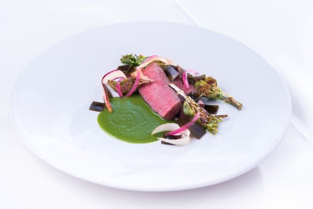 Irish strip loin - By Chef Paul Foster