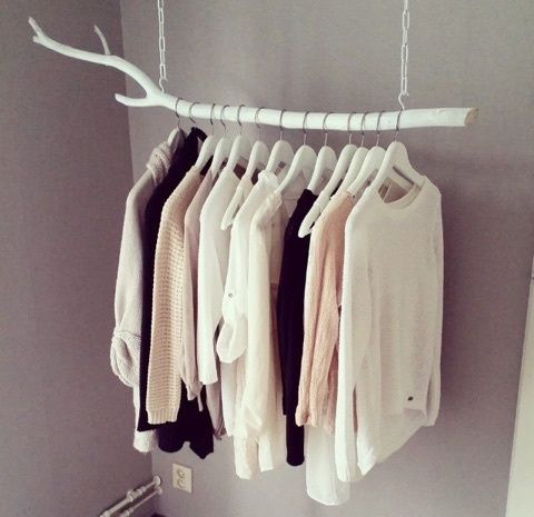 Detalj för kläderna