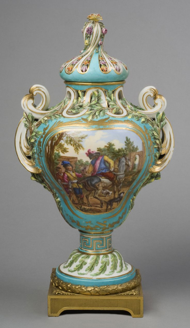 444 best antique jardinire vases sevres images on pinterest vase with lid model probably by jean claude duplessis sr french reviewsmspy