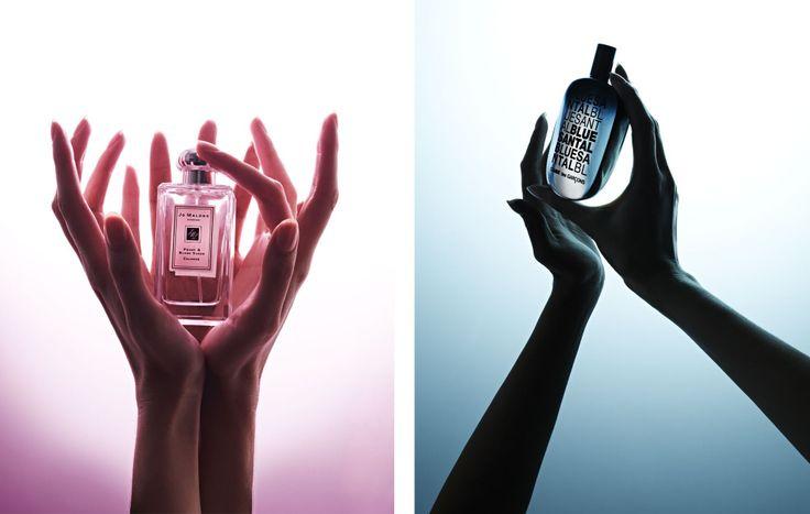 Pics For > Creative Perfume Photography