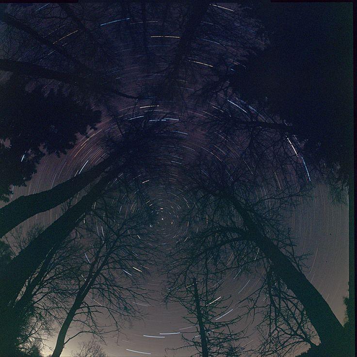 Night sky by Tõnis Kärema