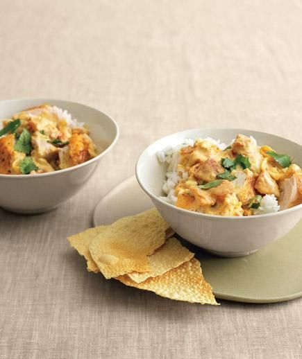 Chicken Curry in a Hurry | Need some quick dinner ideas? Try one of these speedy recipes that take just 15 minutes or less of hands-on work.
