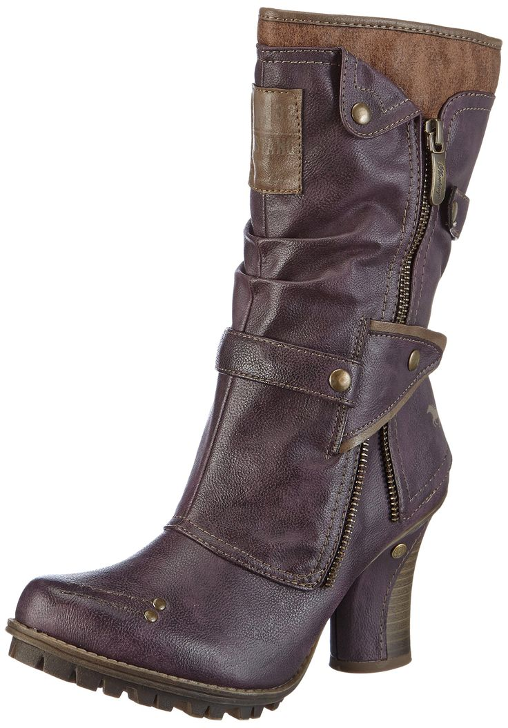 Mustang Stiefelette, Womens Boots: Amazon.co.uk: Shoes & Bags