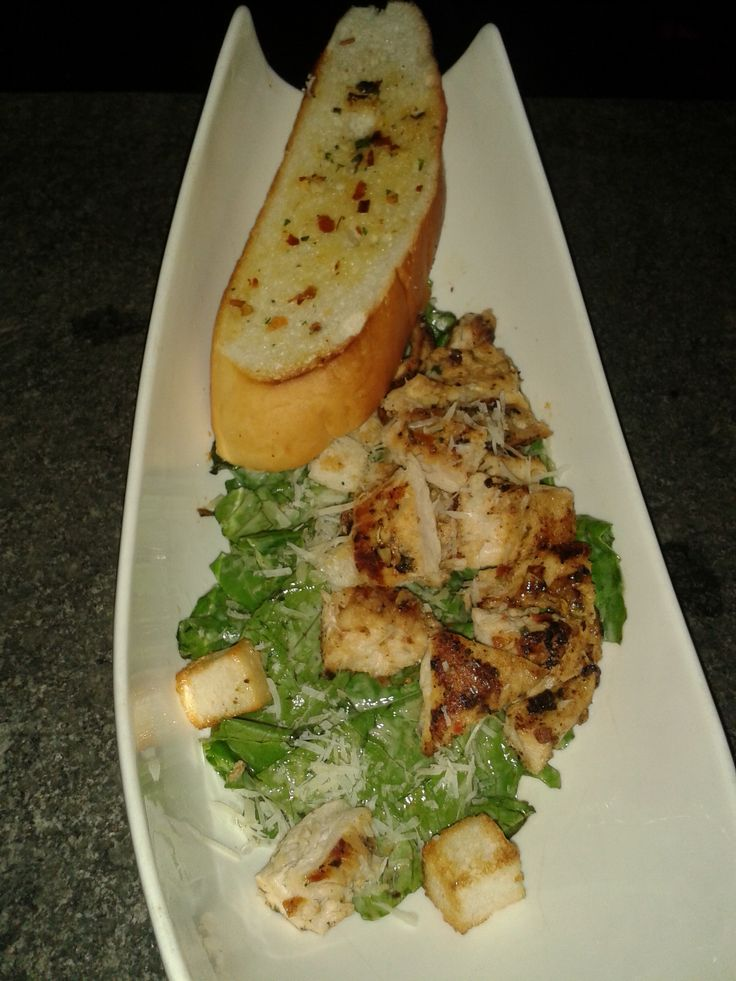 Caesar Salad @ Brewsky, Bangalore is a must try..!