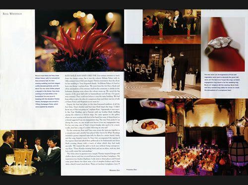 Kate  Tony at #Eltham Palace - #WeddingDay #magazine (Aug/Sept 03) - Catmon Photography  +44 (0)20 71005476