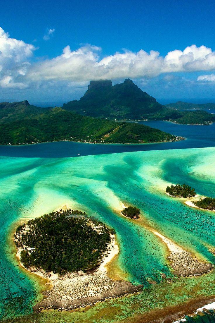Bora Bora, French Polynesia Yegor Malinovskii