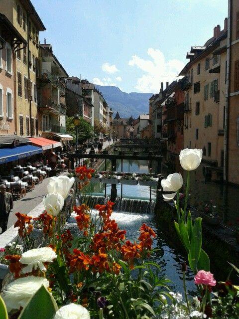 Annecy, Haute-Savoie