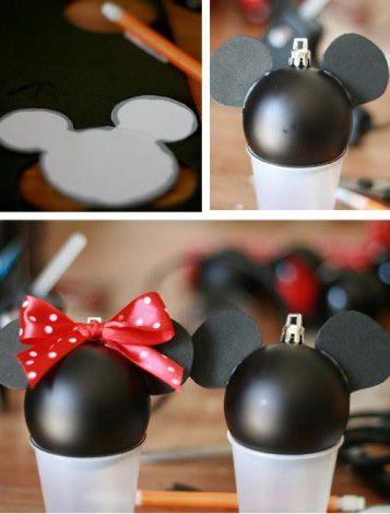 originales bolas de navidad que t puedes hacer