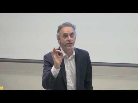Jordan Peterson - Human Motivation and Zebra Camouflage - YouTube