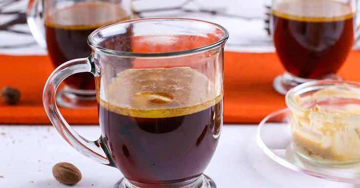 Organic Salted Caramel Hot Buttered Rum | Recipe | Cinnamon, Coconut ...