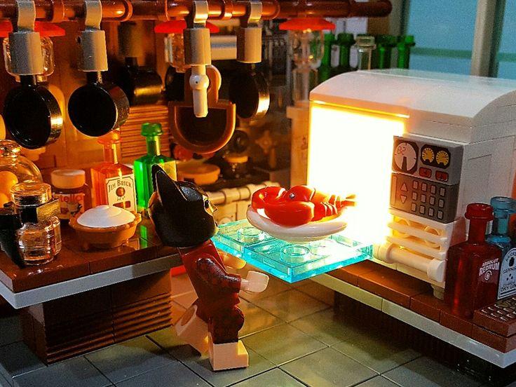 "Batman: ""Finally... Well Done!"" (The LEGO Batman Movie)"