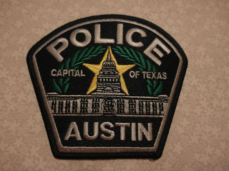 Patch police, Austin Police Department, USA,Texas  | eBay