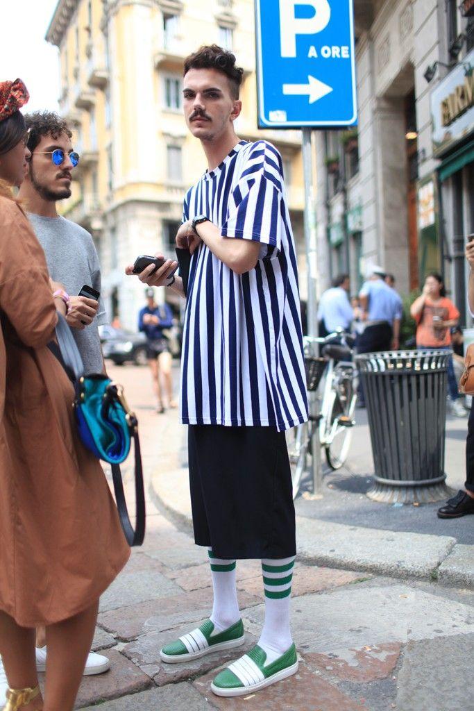 Milan Men's Fashion Week Spring 2015 Part2 | SNAP | WWD JAPAN.COM