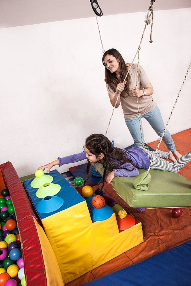 Occupational Therapy for Children Terapia Ocupacional para niños