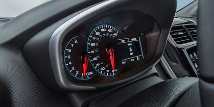 android auto instrument cluster
