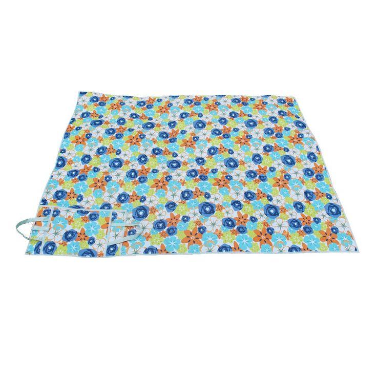 145x150cm Waterproof Foldable Outdoor Camping Mat Picnic Mat Plaid Beach Blanket Baby Climb Blanket Multiplayer Tourist Mat