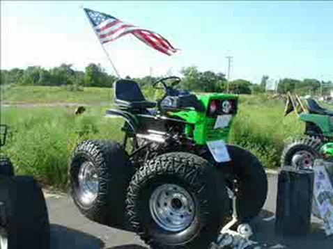 Monster Truck Mower Car News Photos Videos Amp More