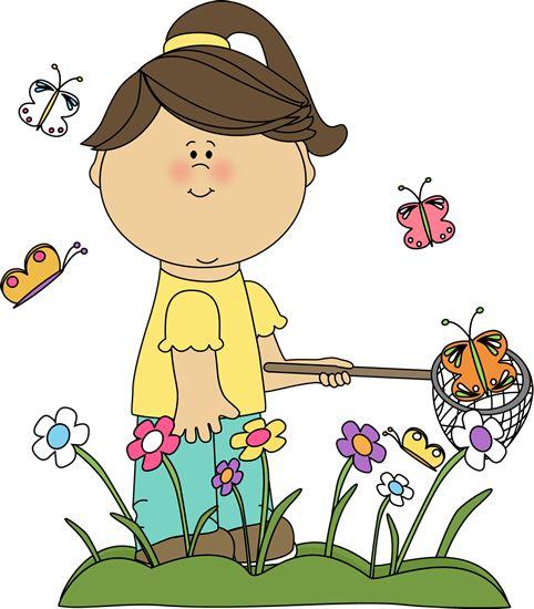 17 best Summer Kids Clip Art images on Pinterest ...