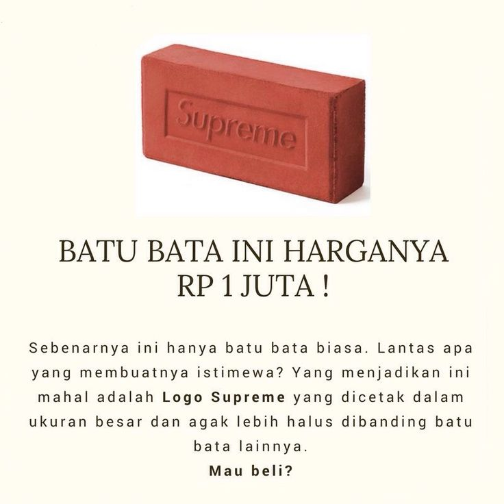Image Result For Batu Bata Supreme