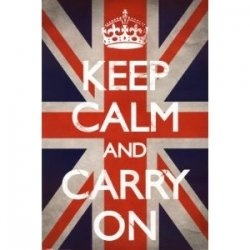 Keep Calm And Carry On & Other Keep Calm Quotes