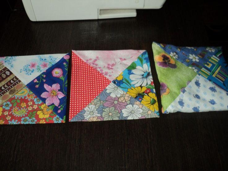 Технология изготовления лоскутного одеяла