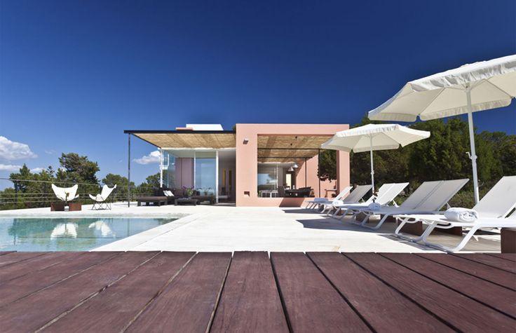 Villa Es Calo - www.ibizalibre.com