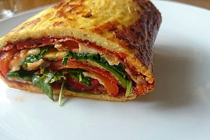 Low Carb Pizzarolle 1