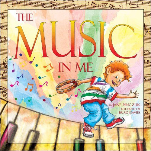 Music in Me by Jane Pinczuk